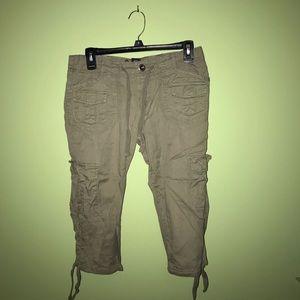 Amethyst Cargo Shorts